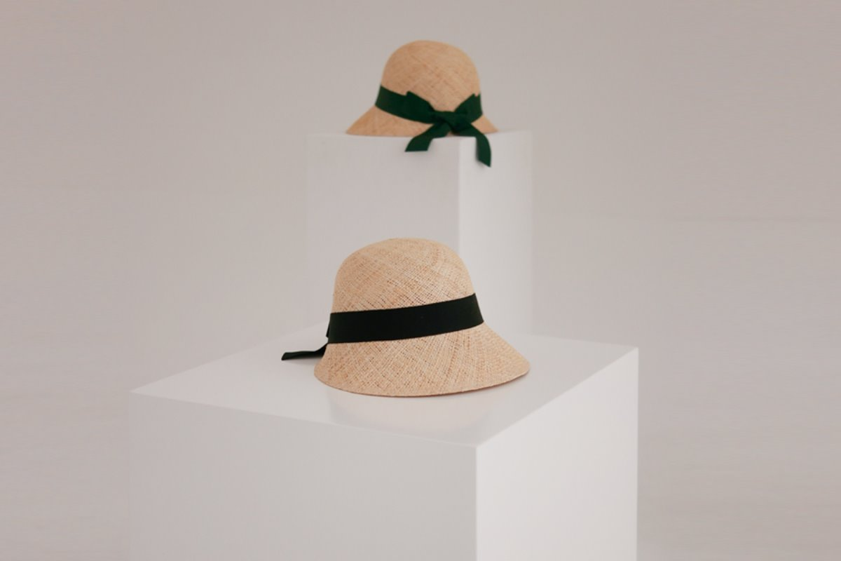 anthese monet panama hat