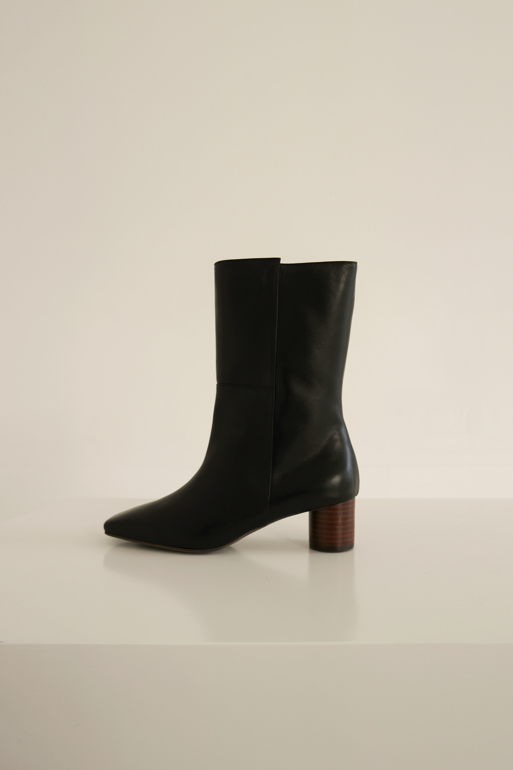 anthese ruben short boots, black (5%)