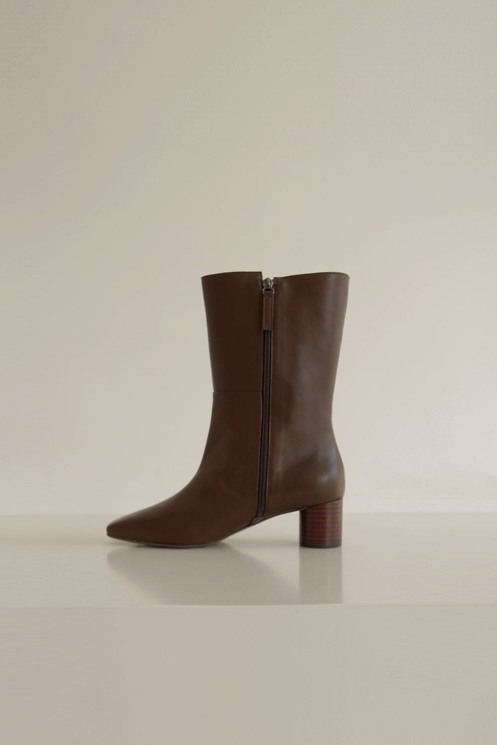 anthese ruben short boots, brown (5%)